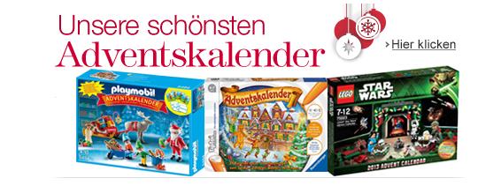 Adventskalender Spielzeug Kinder Babys Übersicht und Angebote bei Amazon