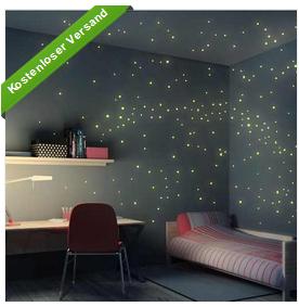 Kinderzimmer sternenhimmel  Sternenhimmel Wandtatto für Kinderzimmer und Schlafzimmer günstig ...