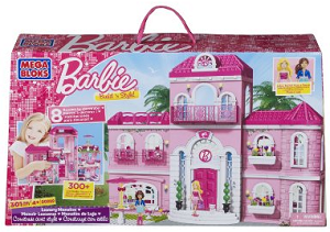 barbie build 39 n style luxusvilla f r nur 42 49 euro schn ppchen produktproben f r kind baby. Black Bedroom Furniture Sets. Home Design Ideas