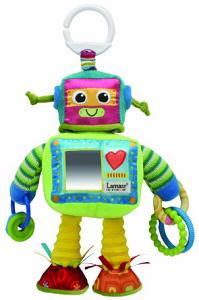 Play & Grow Rusty, der Roboter, fördert Babys motorische Fähigkeiten