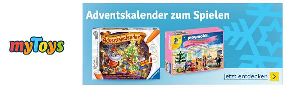 Adventskalender Bei Mytoys Tolle Spielzeugkalender Schnäppchen