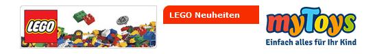 LEGO Produktneuheiten