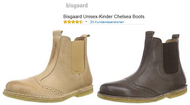 bisgaard chelsea boots f r jungen m dchen ab 44 95 schn ppchen produktproben f r kind baby. Black Bedroom Furniture Sets. Home Design Ideas