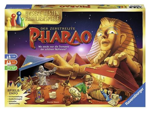 Der zerstreute Pharao reduziert & günstig