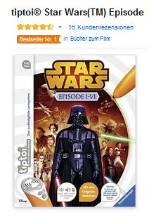 Star Wars tiptoi-Buch 19,99 Euro & versandkostenfrei