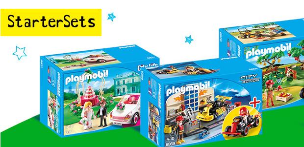 playmobil startersets g nstig bei intertoys schn ppchen produktproben f r kind baby. Black Bedroom Furniture Sets. Home Design Ideas