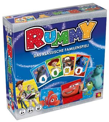 Rummy Familienspiel reduziert
