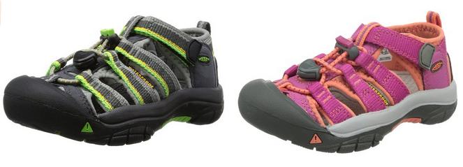 Keen Newport H2 Sandalen & Trekkingschuhe für Kinder