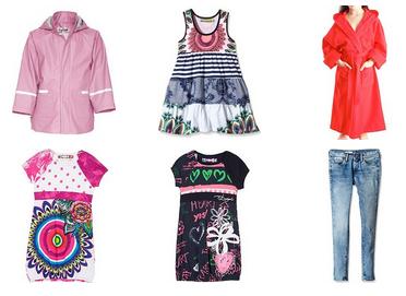 Mädchen-Kleidung reduziert im Amazon Sale