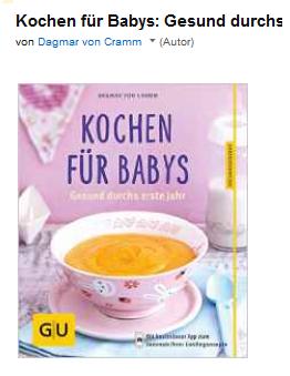 Ratgeber - Kochen für Babys