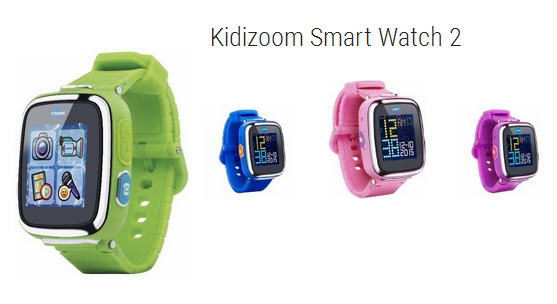 Kidizoom Smart Watch 2 bei buecher.de versandkostenfrei