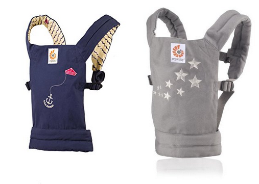 Puppentrage für kleine Mädchen & ihre Babypuppe von Ergobaby