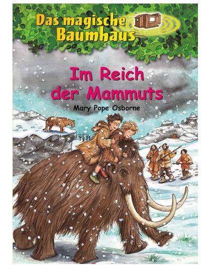 Kinderbuch versandkostenfrei: Das magische Baumhaus - Im Reich der Mammuts
