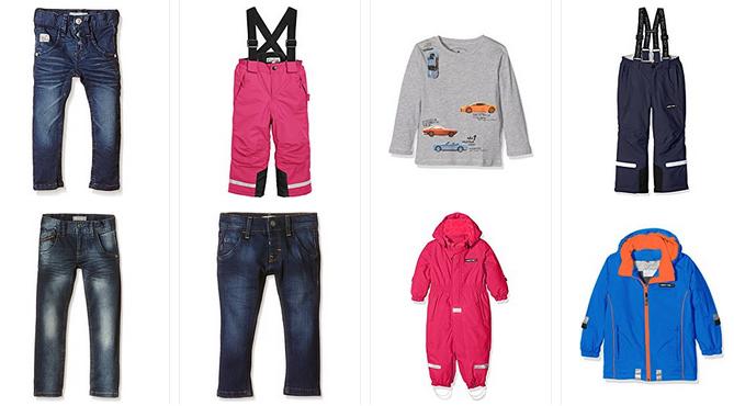 Kinderkleidung billig, reduziert bei Amazon