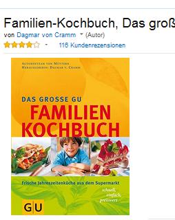 Kochbuch für Familie versandkostenfrei bestellen