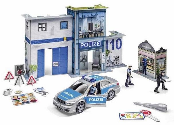 tiptoi Polizei