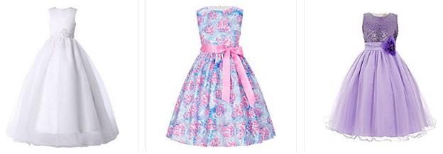 Mädchenkleider für Frühling & Sommer von Grace Karin