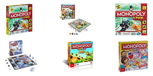 Monopoly Alle Versionen