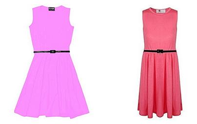 A2Z 4 Kids Mädchenkleid, modern, locker leicht