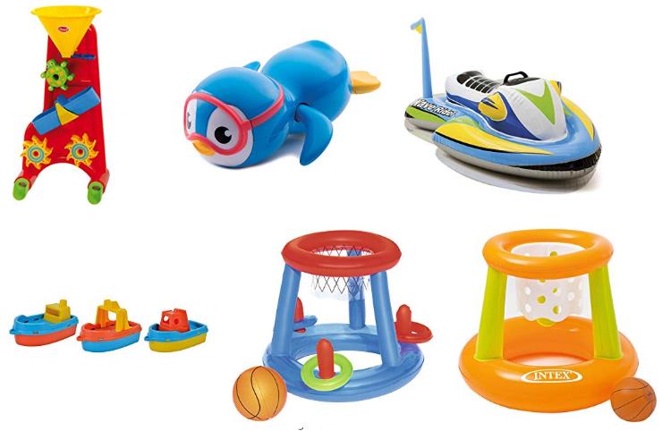 Amazon Angebote: Wasserspielzeug unter 10 Euro