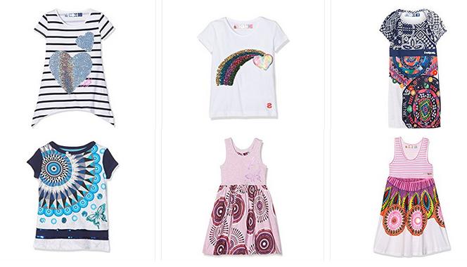 Desigual Kleidung für Mädchen