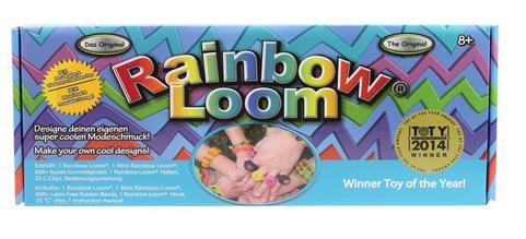 Rainbow Loom Starterset