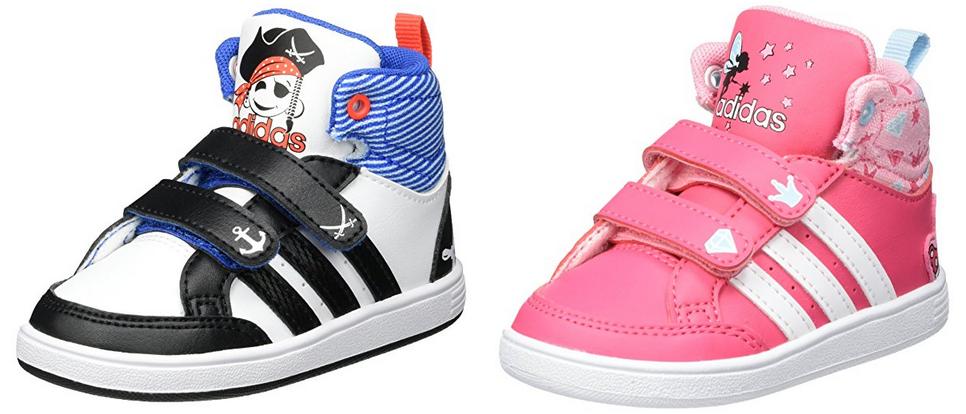 Kindersneaker Baby Hoops von adidas