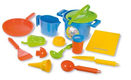 Sandspielzeug zum Kochen von LENA