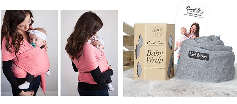 CuddleBug - der BabyWrap