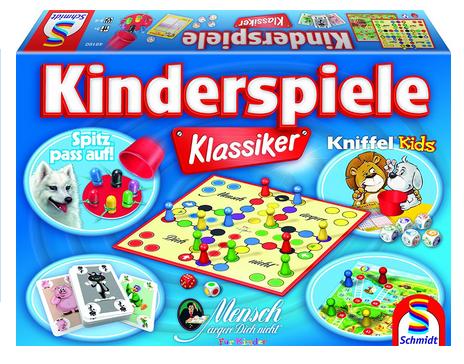 Kinderspiele Klassiker von Schmidt Spiele reduziert