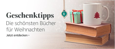 Amazon Buch-Weihnachtsshop