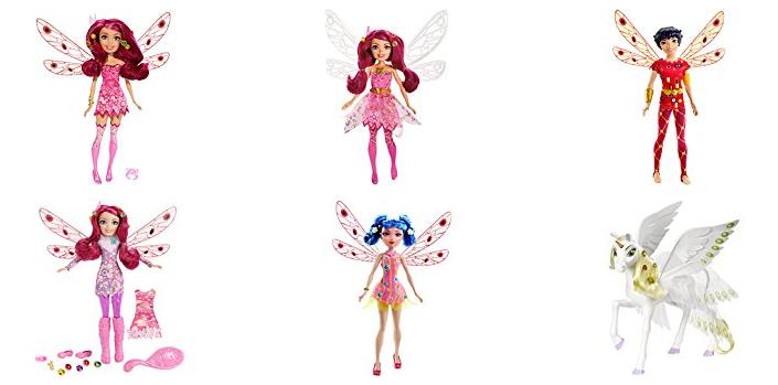 Mia and Me Puppen stark reduziert bei Amazon