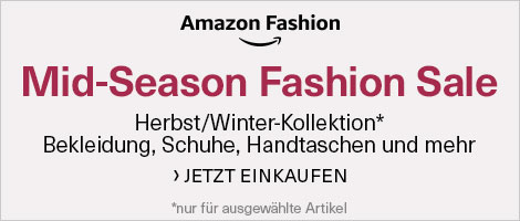 Mid-Season Fashion Sale bei Amazon
