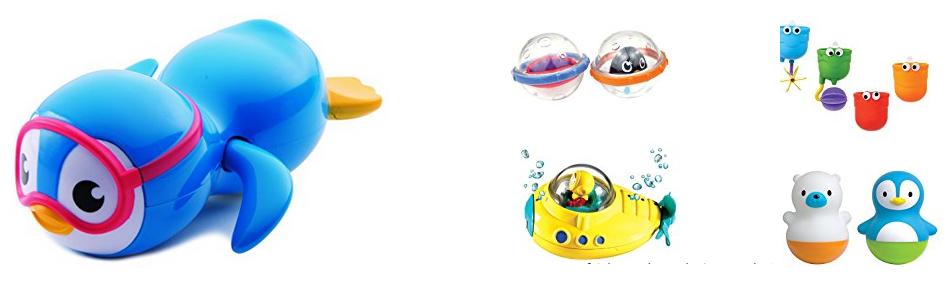 Munchkin Badespielzeug - Unterhaltung für die Wanne