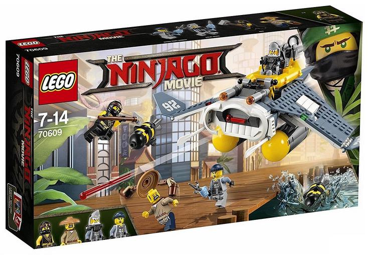 Ninjago Movie von LEGO 70609