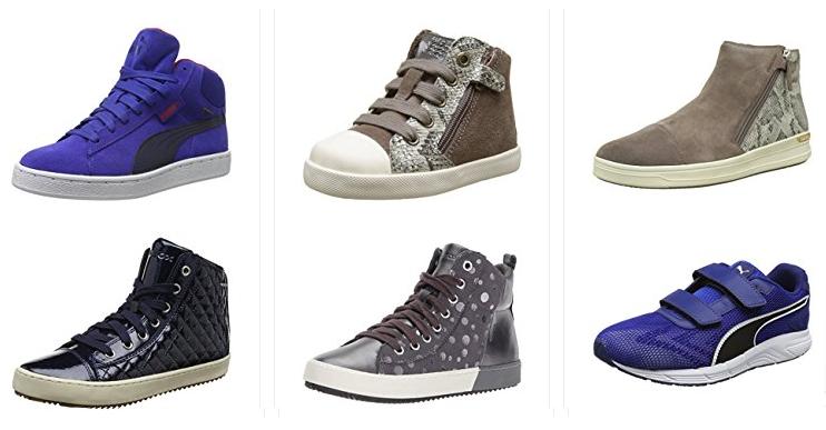 Mädchen-Sneaker billig bestellen durch Amazon-Sale