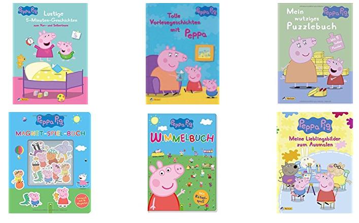 Peppa Pig-Wutz jetzt versandkostenfreie Bücher bestellen