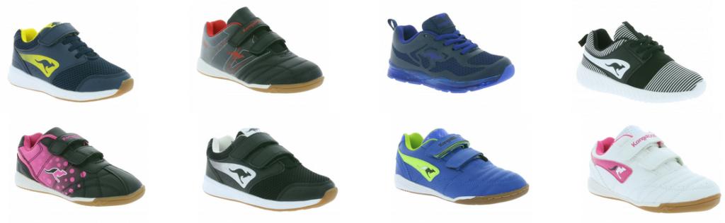kangaROOs Schuhe & Kleidung für Kinder & Erwachsene