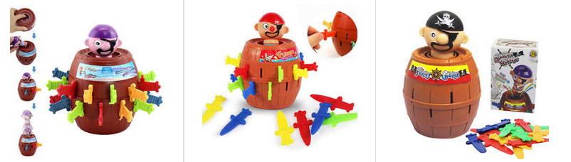 Pirat im Fass - Spiele bei ebay.de