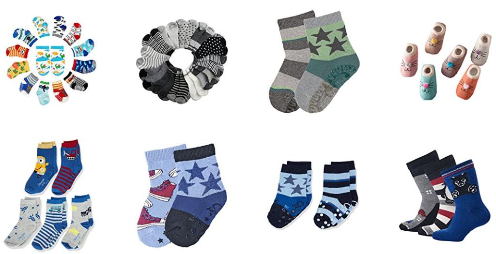 Socken für Babys & Kinder im SAAALE