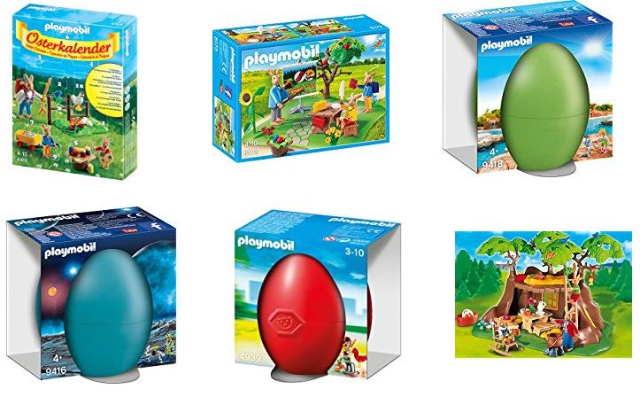 playmobil Geschenkideen für Ostern