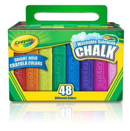 Crayola Straßenkreide
