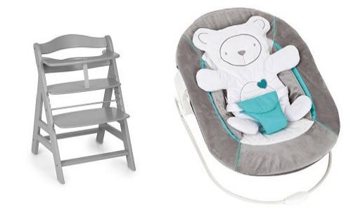 hauck alpha hochstuhl mit babywippe schn ppchen produktproben f r kind baby. Black Bedroom Furniture Sets. Home Design Ideas