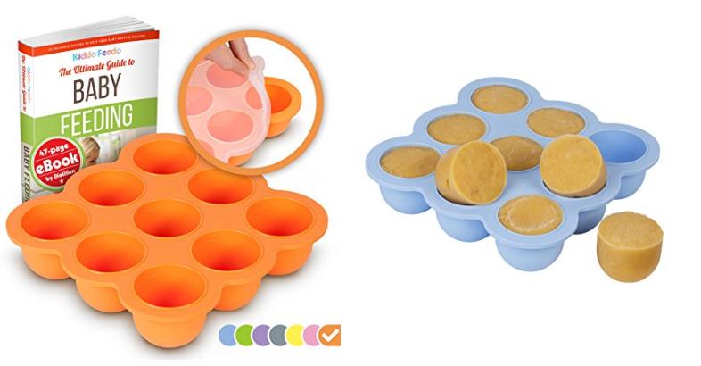 KIDDO FEEDO Form zum Einfrieren von Babynahrung