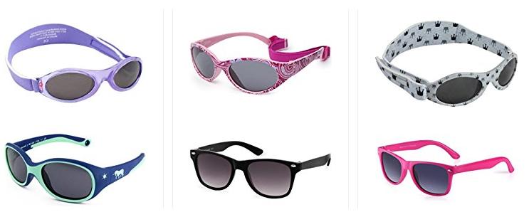Sonnenbrillen für Babys
