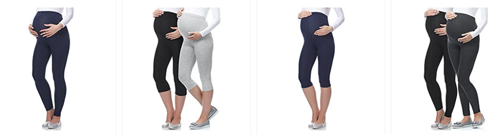 Umstandsleggings von Be Mammy