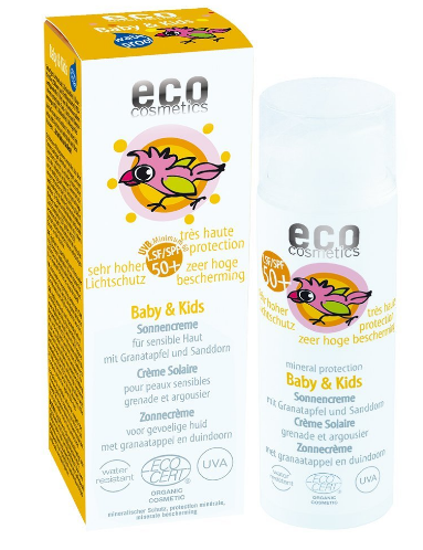 eco cosmetics Baby & Kinder Sonnencreme