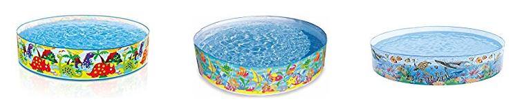 Intex Snap-Set-Pool