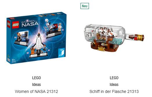 Lego Ideas Etwa 2350 Bei Galeria Kaufhof Sparzwergede