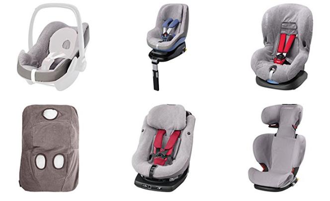 Maxi-Cosi Sommerbezug für Autositz & Babyschale